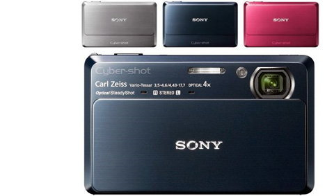 Best of CES'10: Cyber-shot DSC-TX7