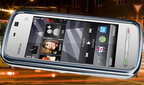 Nokia 5235 Comes With Music เพื่อคนรักดนตรี