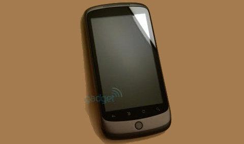 ภาพและข้อมูลเพิ่มเติมของ Nexus One