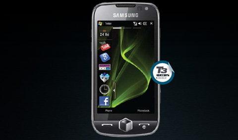 Samsung OMNIA II i8000 เพื่อนคู่กายนักธุรกิจรุ่นใหม่