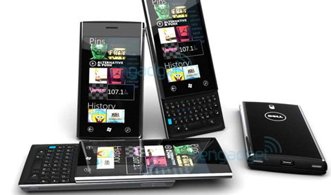 Dell เปิดตัว Android Phone ตัวใหม่