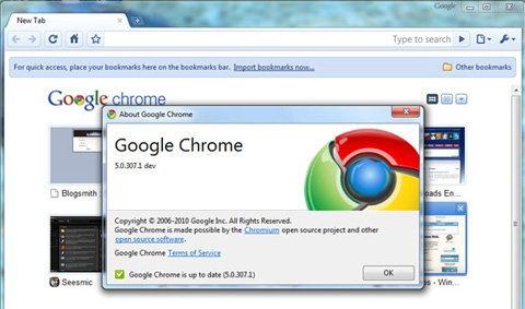 Google อัพเดท Chrome ให้แรงกว่าเดิม