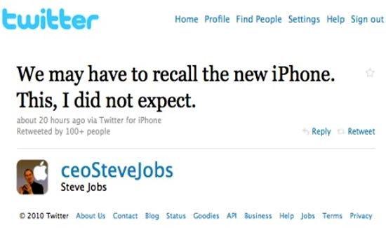 Apple อาจต้องเรียกคืน iPhone รุ่นใหม่?