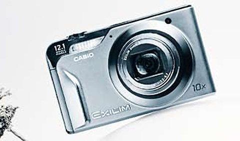 ภาพนิ่งเท่านั้น CASIO EXILIM EX-H10