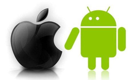 ฟันธง!!! Android ชนะ iOS ในปี 2012