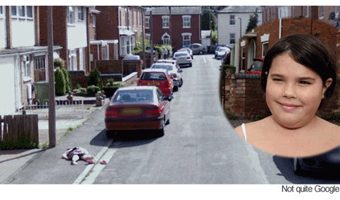 ช็อค! โลกเน็ตตะลึงพบศพเด็กดับอนาถผ่าน Google Street View