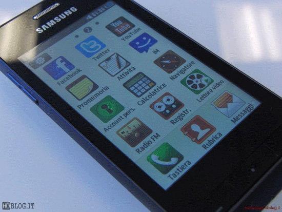 ไต่เกลียวคลื่นยักษ์สะท้านโลกไปกับ Samsung Wave ตัวใหม่ S7320