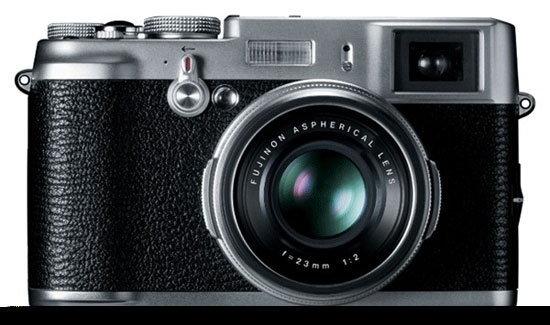FujiFilm เปิดตัวกล้องใหม่ FinePix X100 พร้อมดีไซน์หรู+ฟังก์ชั่นครบครัน