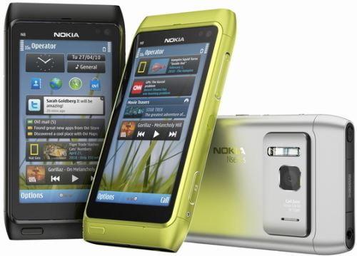 """Nokia N8 """"สมาร์ท""""โฟนตัวจริงมาแล้ว!!!"""