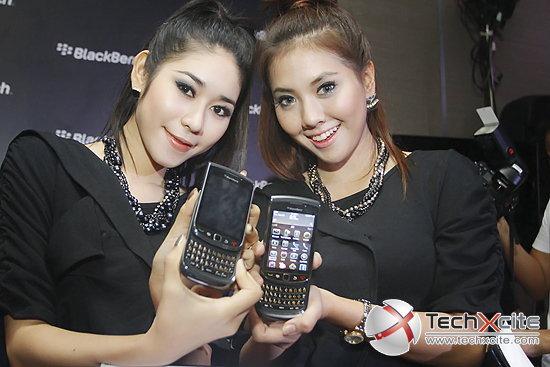 BlackBerry® Torch™ 9800 เปิดตัวในไทยอย่างเป็นทางการแล้ว!!!