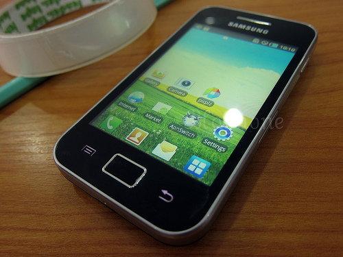 มินิรีวิว Samsung Galaxy Cooper