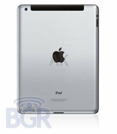เดากันไปว่า iPad 2 จะออกมาหน้าตาแบบนี้