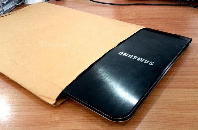มินิรีวิว Samsung Series 9 โน้ตบุ๊กสุดบาง