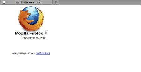 ลูกเล่นแปลกๆ ใน Firefox ที่ต้องบอกต่อ