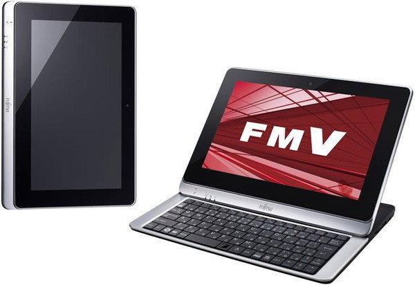 ฟูจิตสึเผย Convertible Tablet แบบสไลด์ มาพร้อม Atom Z670 และ Windows 7
