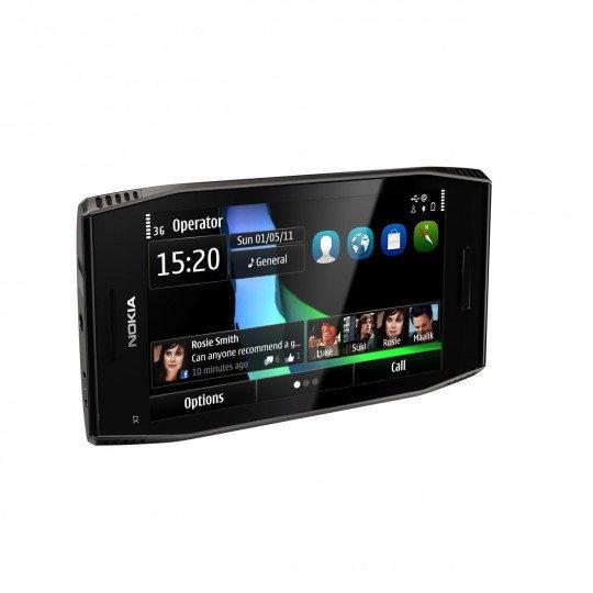 Nokia คอนเฟิร์มมีเครื่อง X7, E6 ให้จองในงาน Mobile Expo 2011 ด้วยแน่นอน!
