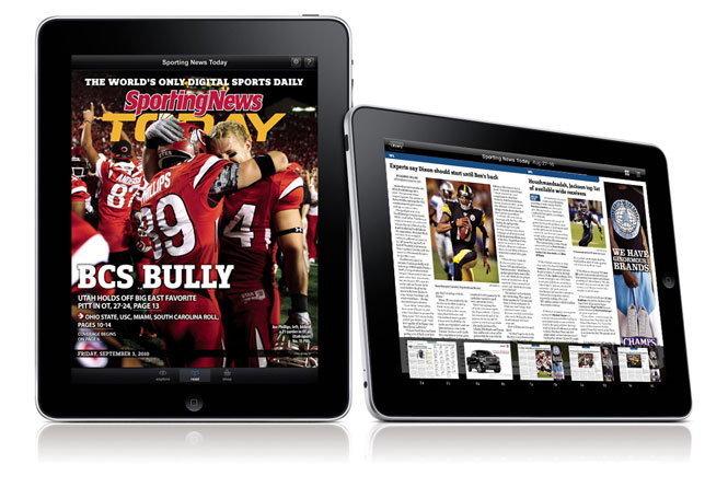 แฟน iPad ซวย, อ่านข่าวต้องเสียตัง ส่วน Android และ PlayBook รอดตัว!
