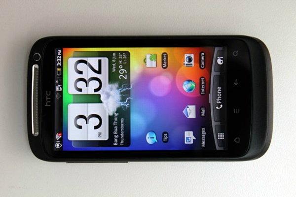 Review: HTC Desire S แรงปรารถนาเปี่ยมล้นบน Android 2.3 เครื่องเล็กสเปคแรง!