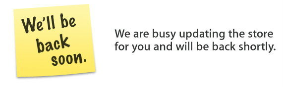 คุณก็รู้ว่าอะไร! Apple Online Store ดาวน์แล้วเรียบร้อยเตรียมพร้อมรับ Lion!