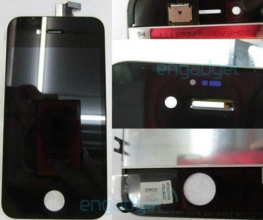 iPhone 5 ราคาประหยัดหลุดหน้าตาบางส่วนโชว์ดีไซน์ภายนอกเหมือน iPhone 4 เป๊ะ!
