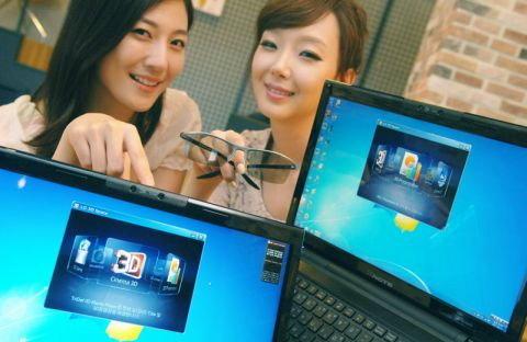 LG เปิดตัว A530 โน้ตบุ๊กสำหรับเล่นเกมแบบ 3D