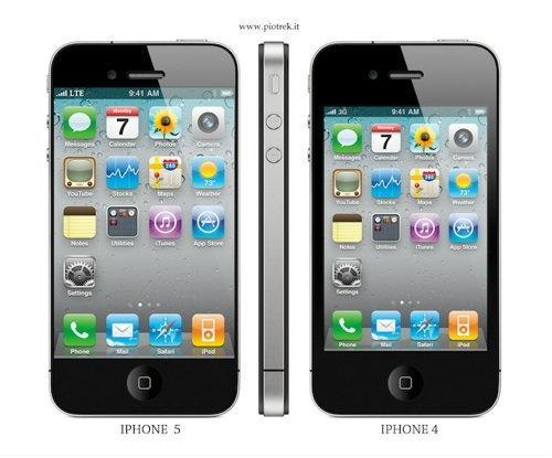 นักวิเคราะห์เผย ดีไซน์ของ iPhone 5 ยังไงก็คล้าย iPhone 4