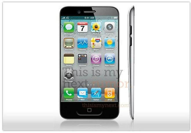 iPhone 5 จะมาพร้อมกับดีไซน์ฝาหลังทรงหยดน้ำเหมือน iPod Touch