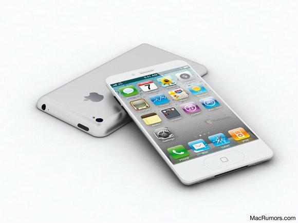 iPhone 5 จาก Apple จะใช้งานชิปเซ็ต A6 แบบ Quad Core