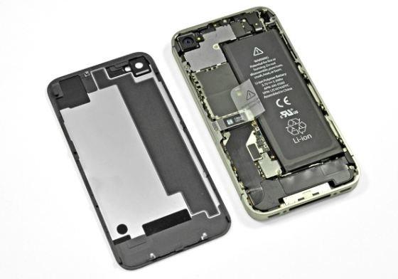 ชำแหละ iPhone 4S ยัน RAM 512MB