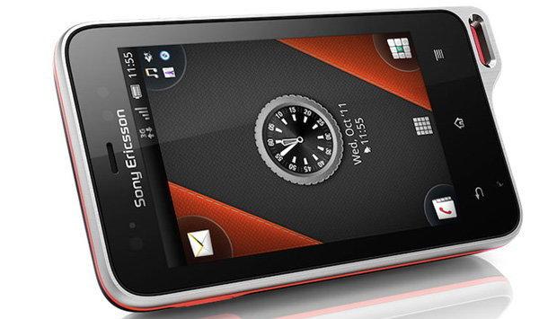 โซนี่ อีริคสัน เปิดตัว Sony Ericsson Xperia active สมาร์ทโฟนกันน้ำสำหรับผู้ที่ชื่นชอบการออกกำลังกายร
