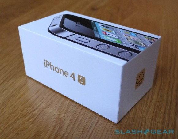 อัพเดทราคาล่าสุด iPhone 4S เครื่องหิ้วในไทย
