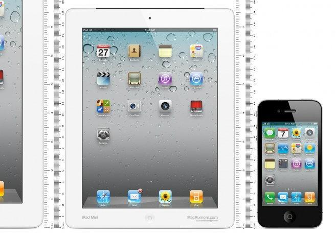 ดูไปก่อน! ภาพจำลอง iPad ไซส์ 7.85″