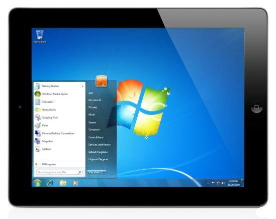 CES 2012: OnLive ใช้ Win7 บน iPad
