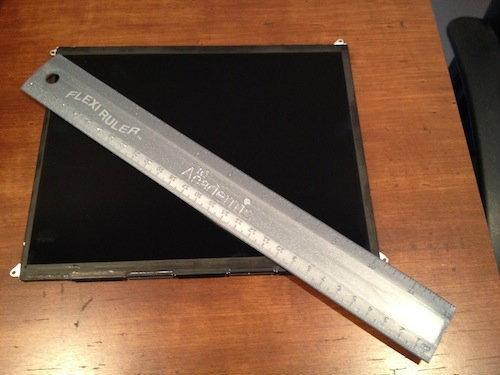 ชัดเจนแล้ว! iPad 3 มาพร้อมกับ Retina Display แน่!