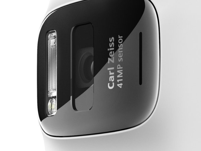 เทียบขนาดเซ็นเซอร์กล้อง Nokia 800 PureView ใหญ่ใช่เล่น
