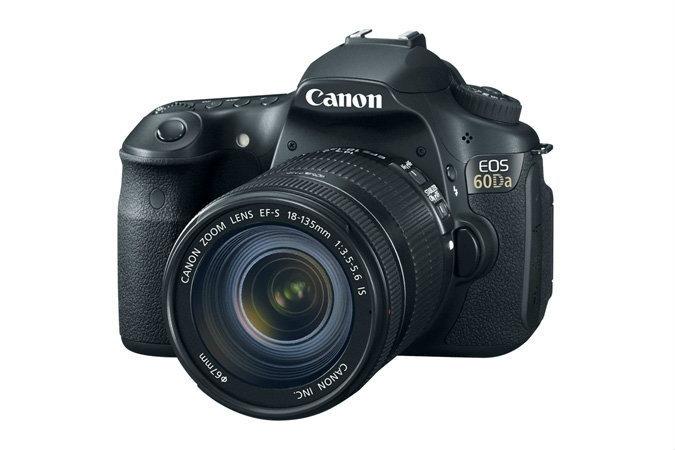 แคนอนเปิดตัว EOS 60Da กล้อง DSLR สำหรับถ่ายดวงดาว