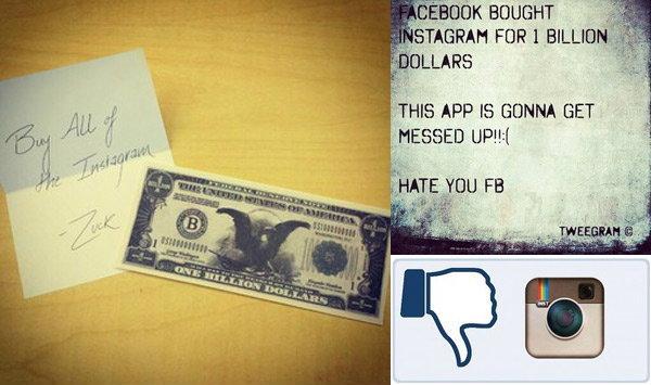 ผู้ใช้ Instagram บางส่วนบอกจะเลิกใช้งานหลัง Facebook เข้าซื้อกิจการ (อีกแล้ว)