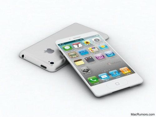 [ข่าวลือ] iPhone 5 มาพร้อมขนาดหน้าจอใหญ่ถึง 4 นิ้ว