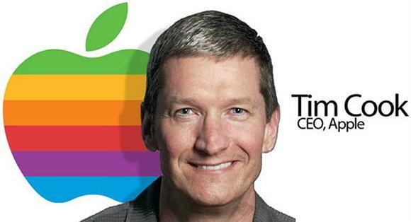Tim Cook ติดโผ 100 บุคคลทรงอิทธิพลที่สุดในโลกจากนิตยสาร Time!
