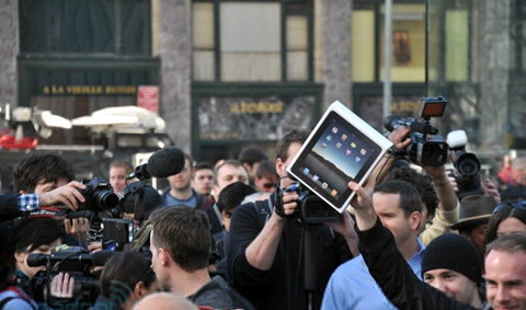 Apple iPad มาแล้ว!