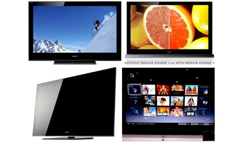 Sony BRAVIA NX700 สุดยอด LED TV