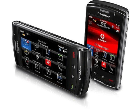 [Preview] BlackBerry Storm 2 ของใหม่มาแรง