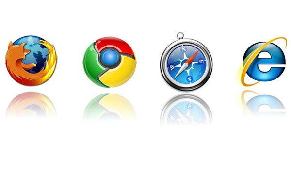 เบราเซอร์บนพีซี ที่ทรงอิทธิพลมากที่สุด คือ Chrome หรือ IE?
