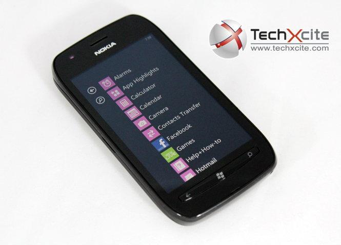 Review : Nokia Lumia 710 กับระบบปฎิบัติการ Windows Phone