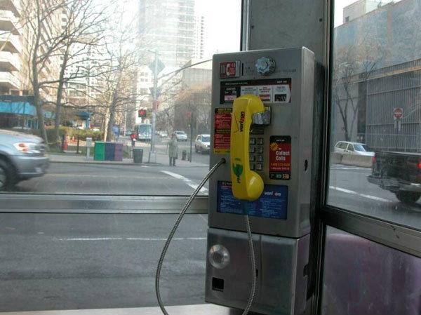 นิวยอร์กไอเดียเก๋ เปลี่ยนตู้โทรศัพท์สาธารณะ เป็นจุดให้บริการ Wi-Fi ฟรี