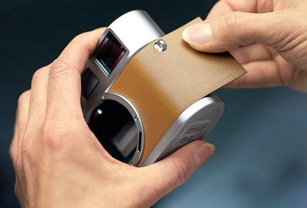 Leica เปิดตัวกล้อง Leica M9-P Edition Hermès รุ่น Limited Edition มีเพียง 400 ตัวในโลกเท่านั้น