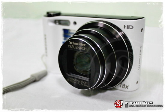 Mini  Review  Samsung WB150F