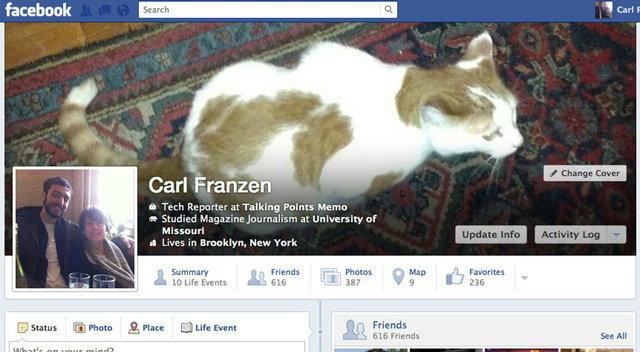 เฟซบุ๊กเริ่มทดสอบหน้า Timeline แบบใหม่: แน่นกว่าเดิม ตัดธัมบ์เนลทิ้ง