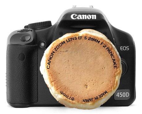 Canon จ่อเปิดตัวเลนส์รุ่นใหม่ EF 40mm F2.8 Pancake แค่ชื่อก็น่ากินแล้ว
