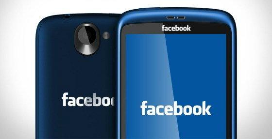เฟซบุ๊กพยายามทำสมาร์ทโฟนอีกแล้ว!!!